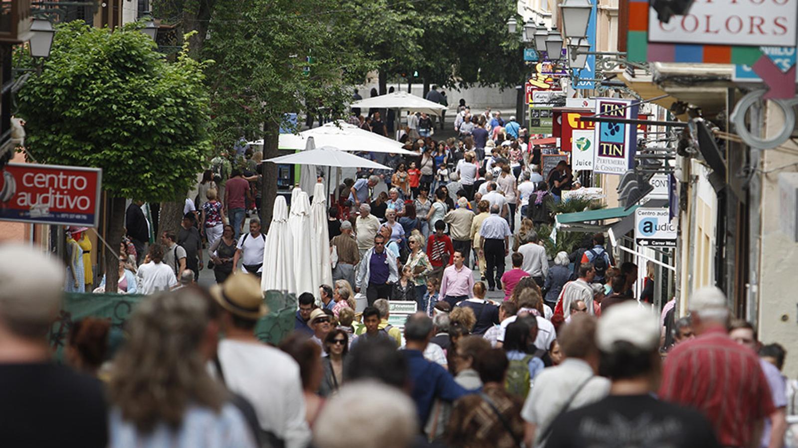 Balears és la comunitat amb més nascuts a l'estranger de tot l'Estat Espanyol