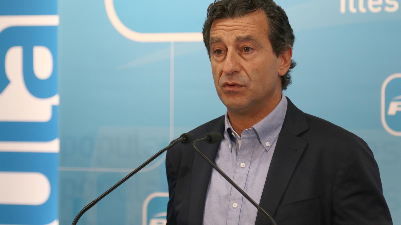 El president del PP balear, Biel Company