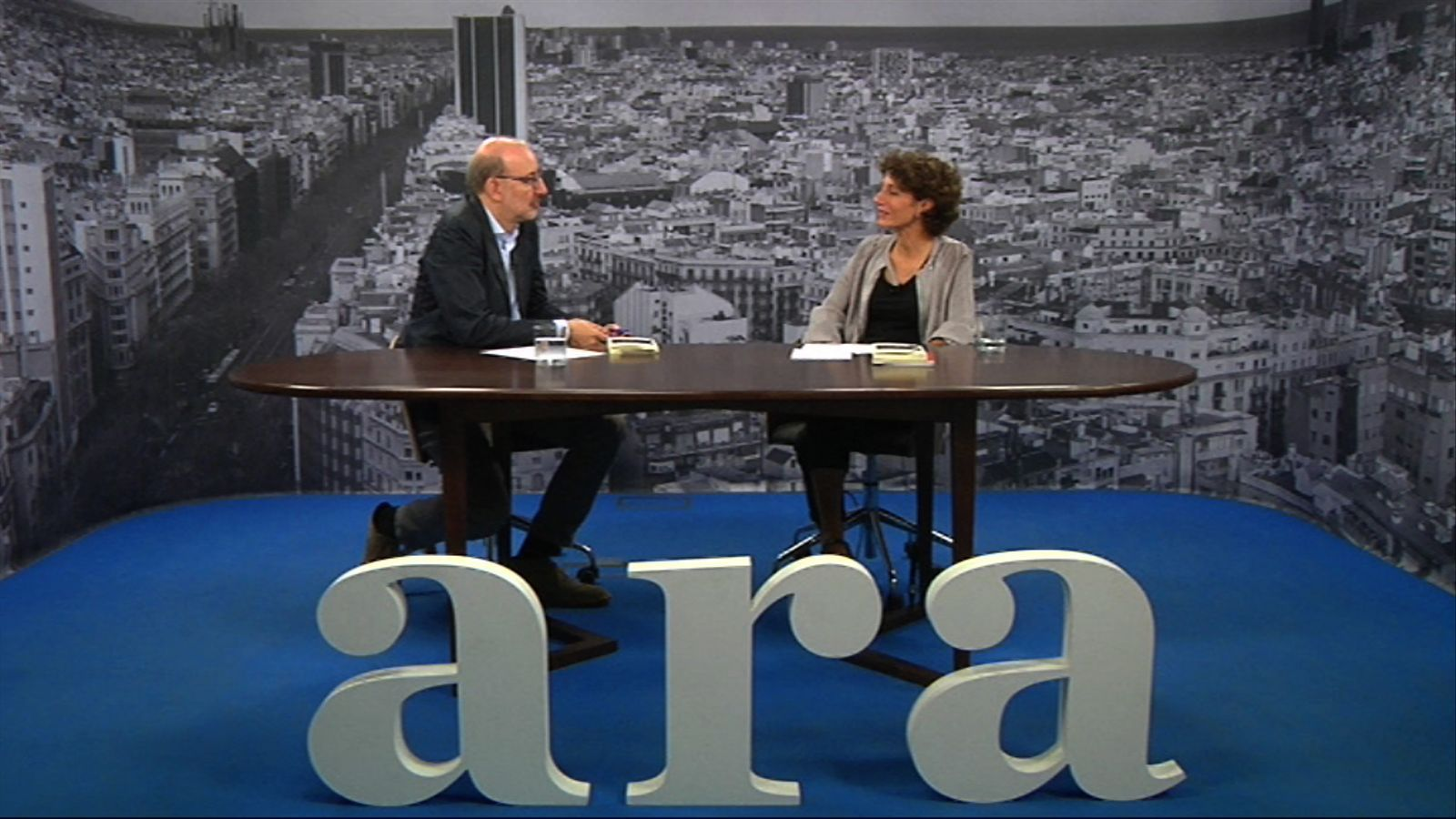 Entrevista d'Antoni Bassas a Marina Garcés