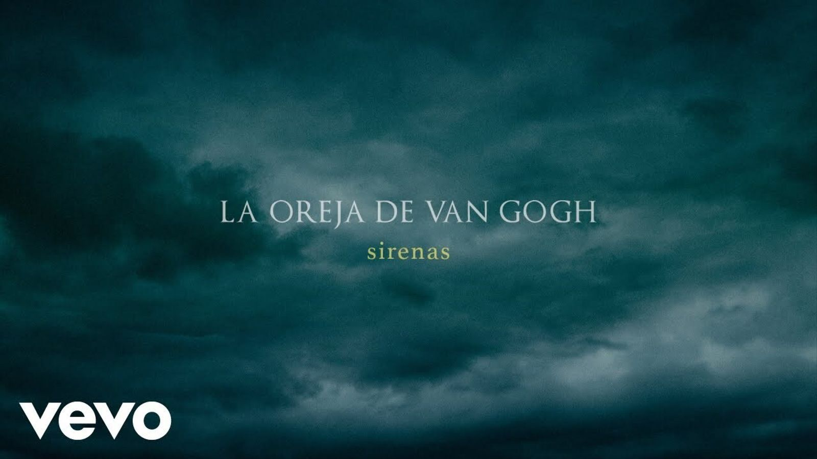 La Oreja de Van Gogh, 'Sirenes'
