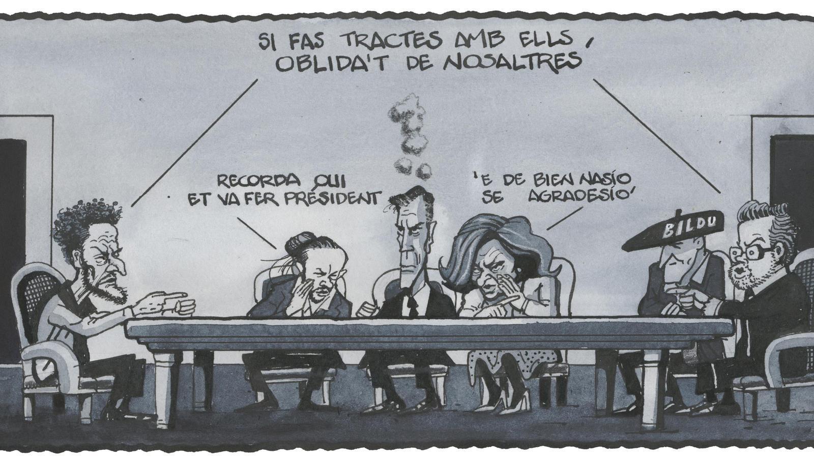 'A la contra', per Ferreres 17/11/2020