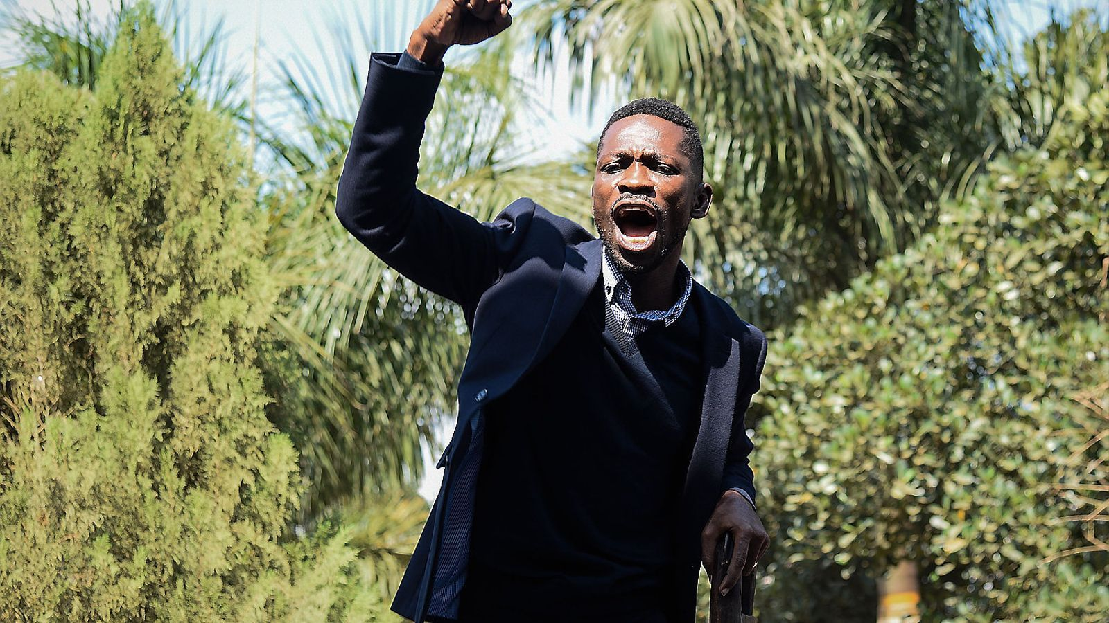 El 'nen del gueto' que vol canviar Uganda