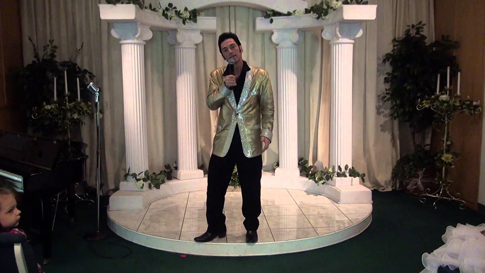Renovació del matrimoni dels Turpin a Las Vegas