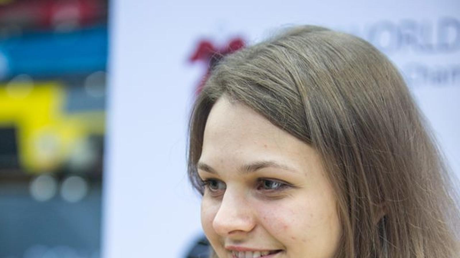 La campiona mundial d'escacs renuncia a renovar el títol a l'Aràbia Saudita