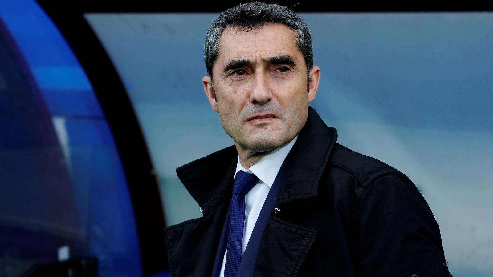 """Valverde: """"L'Eibar és un rival que no té res a veure amb el València"""""""