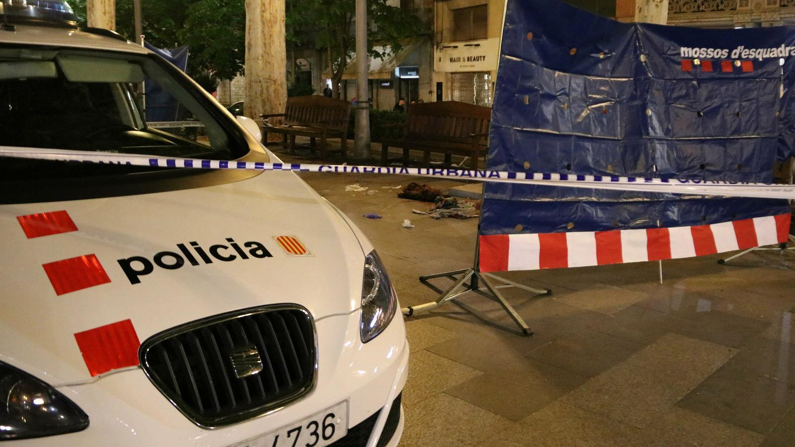 L'agressor que ahir va matar un home a Figueres ja havia assassinat una dona el 2006