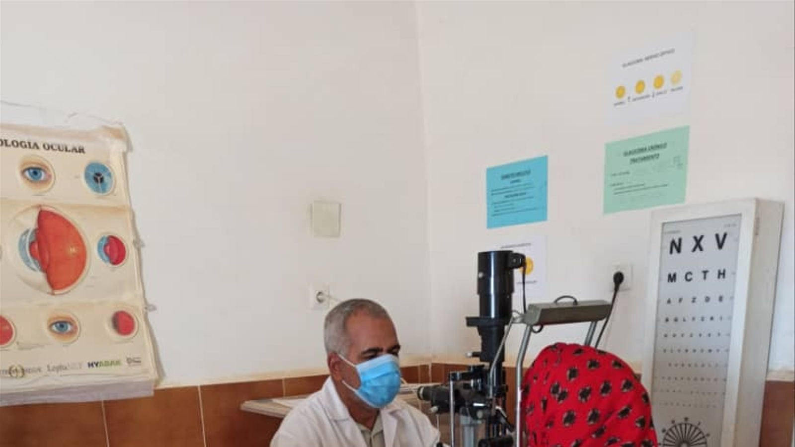 La Fundació Ulls del Món alerta que la pandèmia ha deixat enrere els afectats per ceguesa en situació vulnerable
