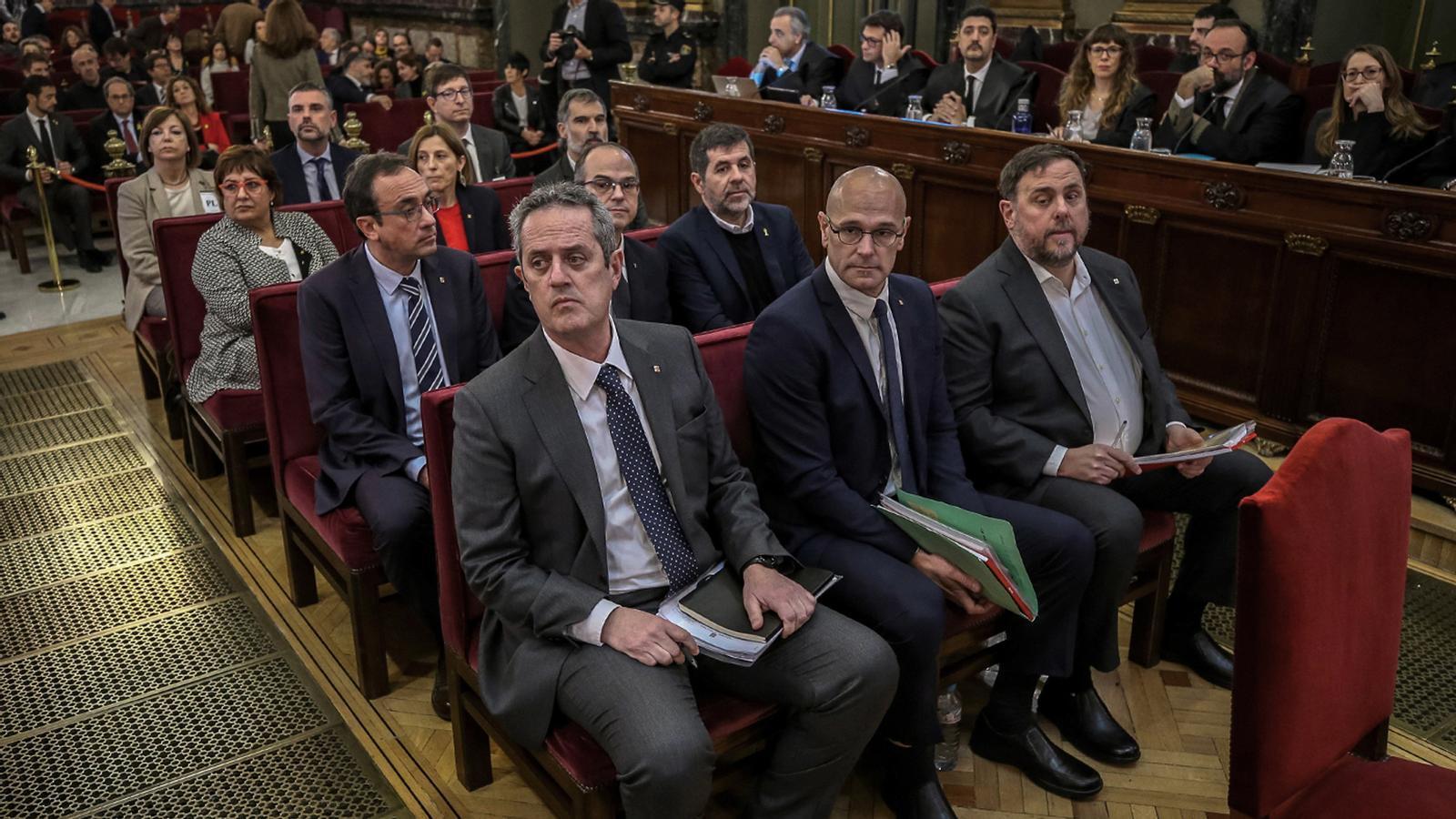 L'anàlisi d'Antoni Bassas: 'Que no ens vulguin enganyar: una manifestació no és sedició'