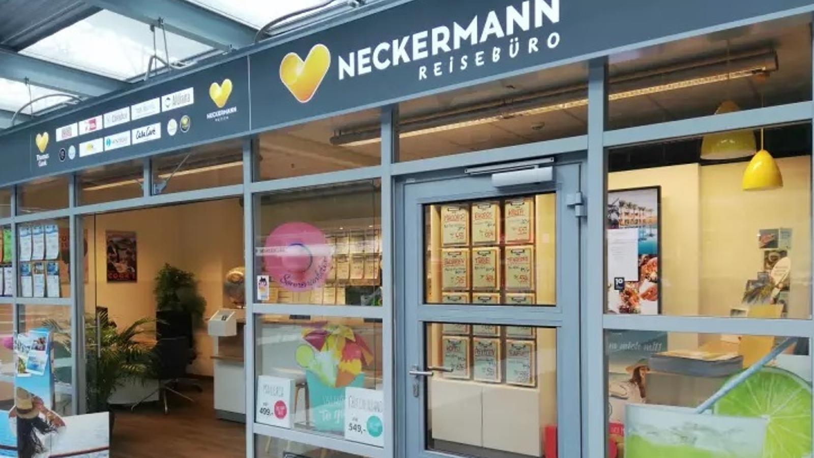 Agència de viatges del grup Neckermann