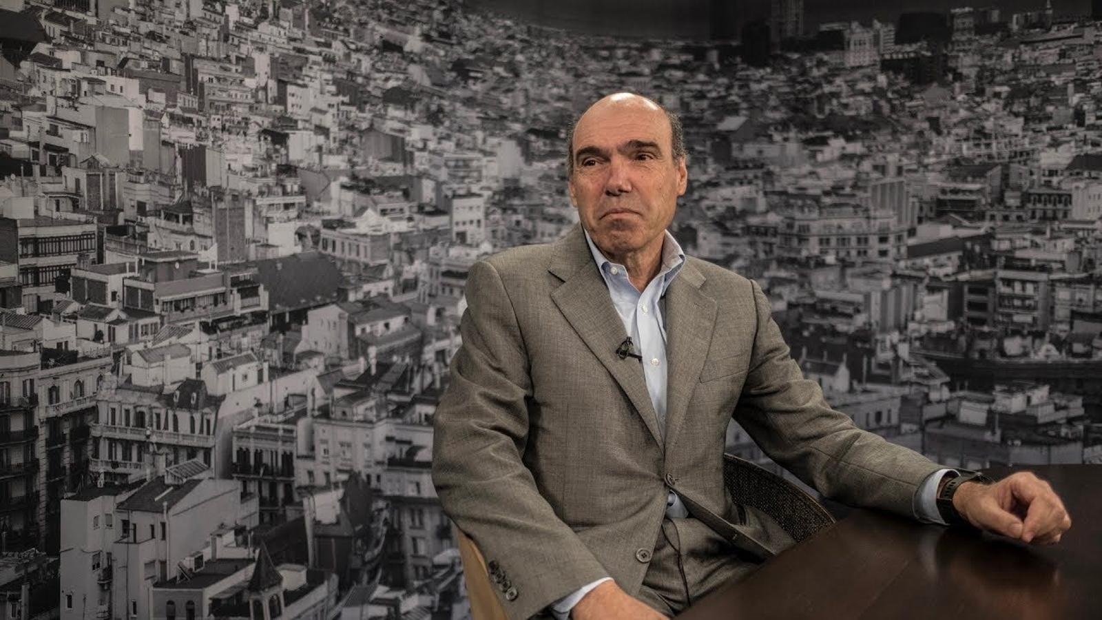 """Antoni Esteve: """"La gent que diu que a la nit no té son dormirà si canvia els seus hàbits"""""""