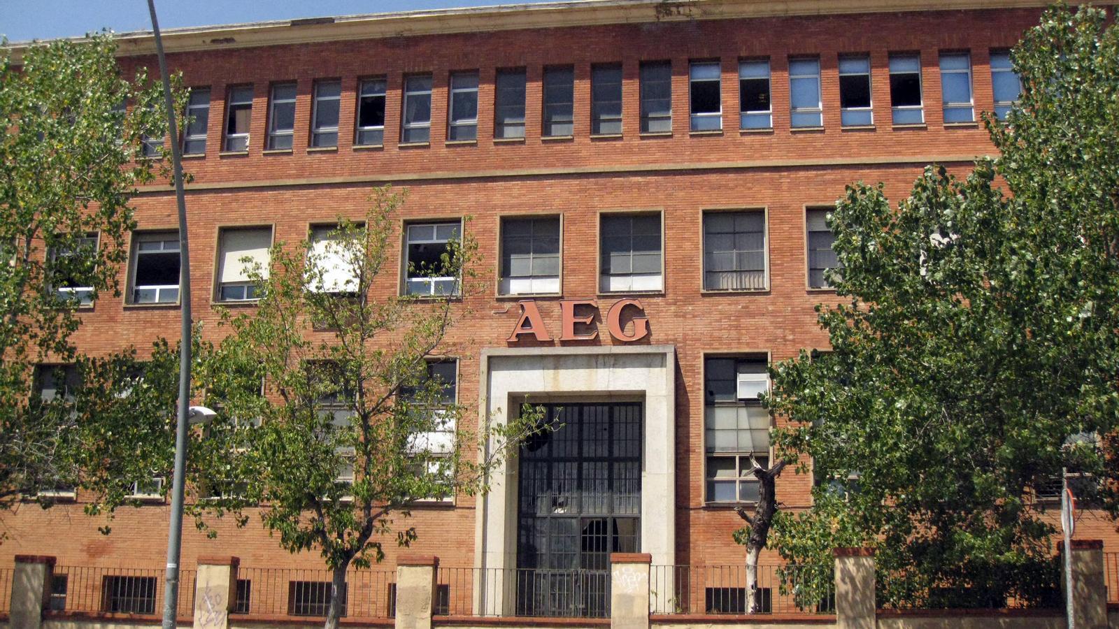 Fàbrica AEG