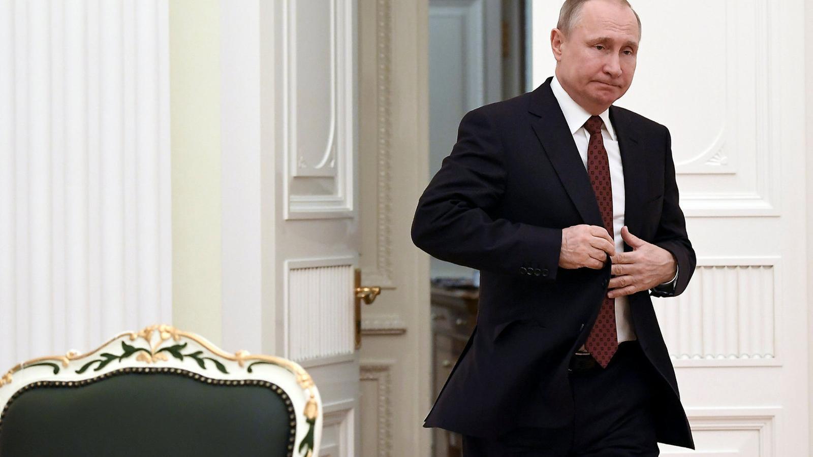 Putin promet diàleg constructiu al món
