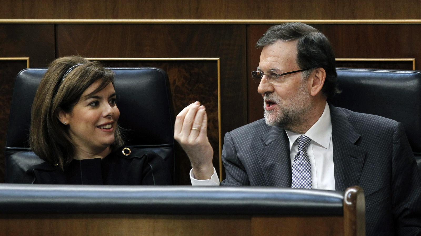 El judici de l'1-O entre en la fase de testimonis amb Rajoy, Sáenz de Santamaría i Montoro
