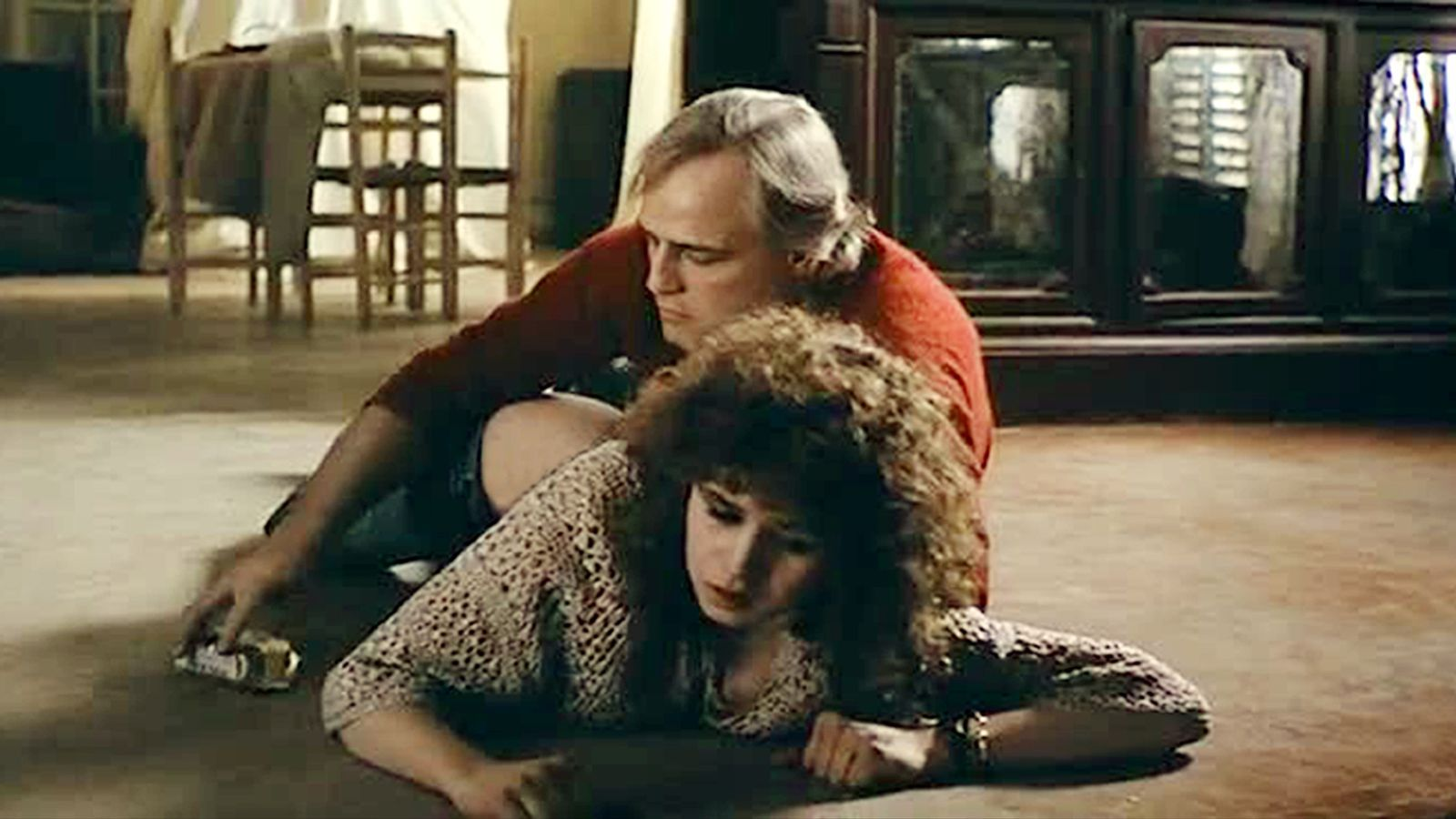 L'escena de 'Last tango in Paris'