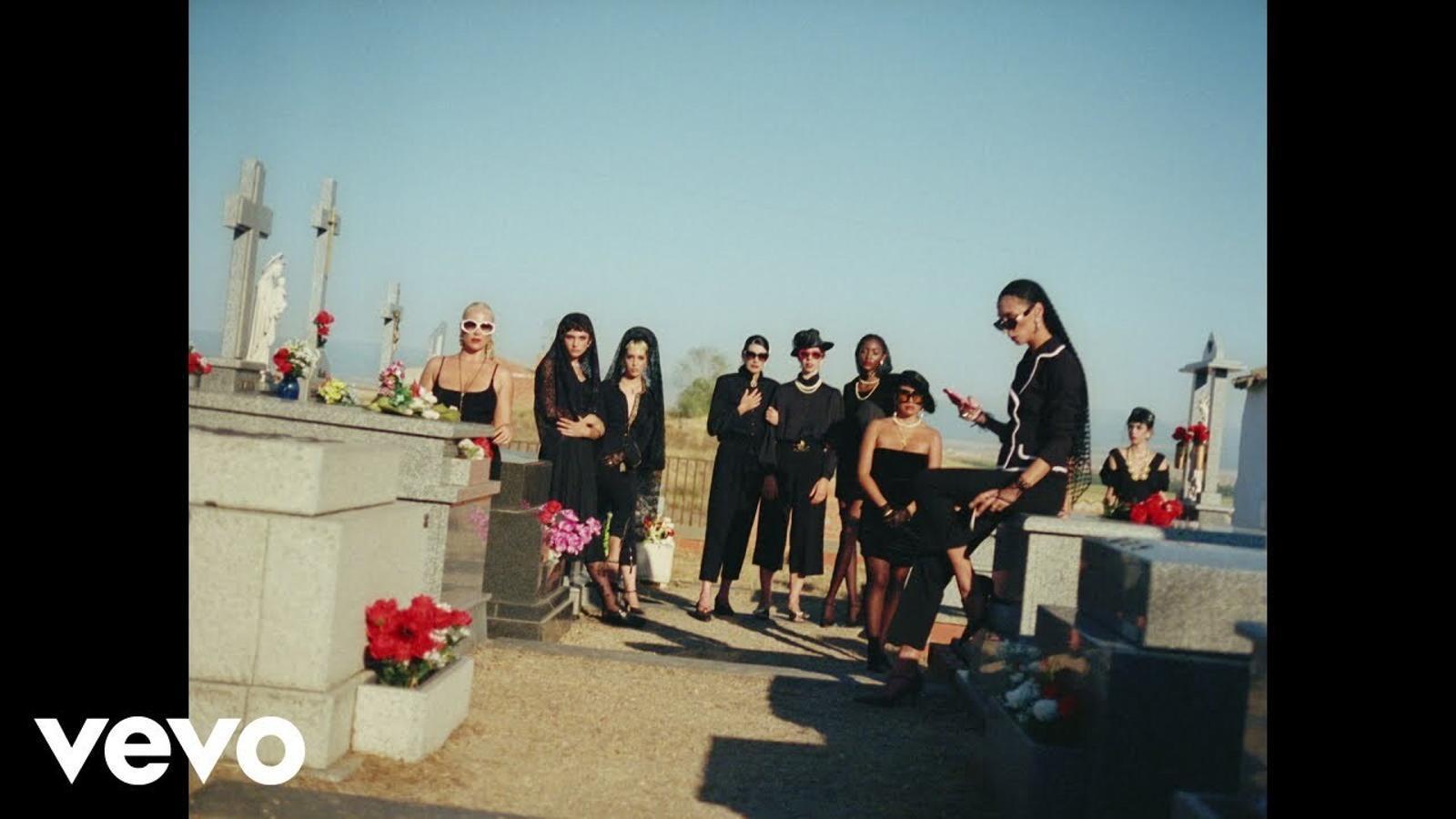 C. Tangana, 'Demasiadas mujeres', videoclip