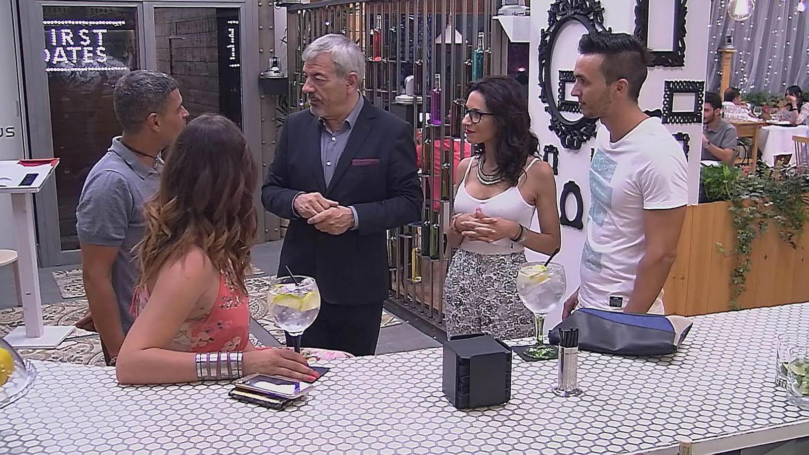 El bon rendiment de First dates al juliol i a l'agost ha ajudat Cuatro a mantenir-se pràcticament estable a Espanya i fins i tot a créixer una mica a Catalunya.