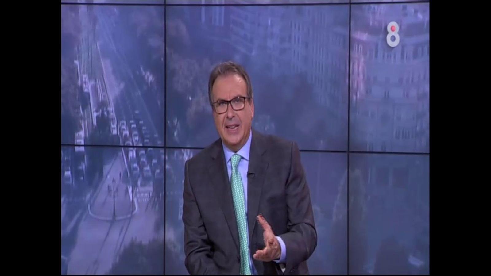 L'arrencada de Josep Cuní a 8TV