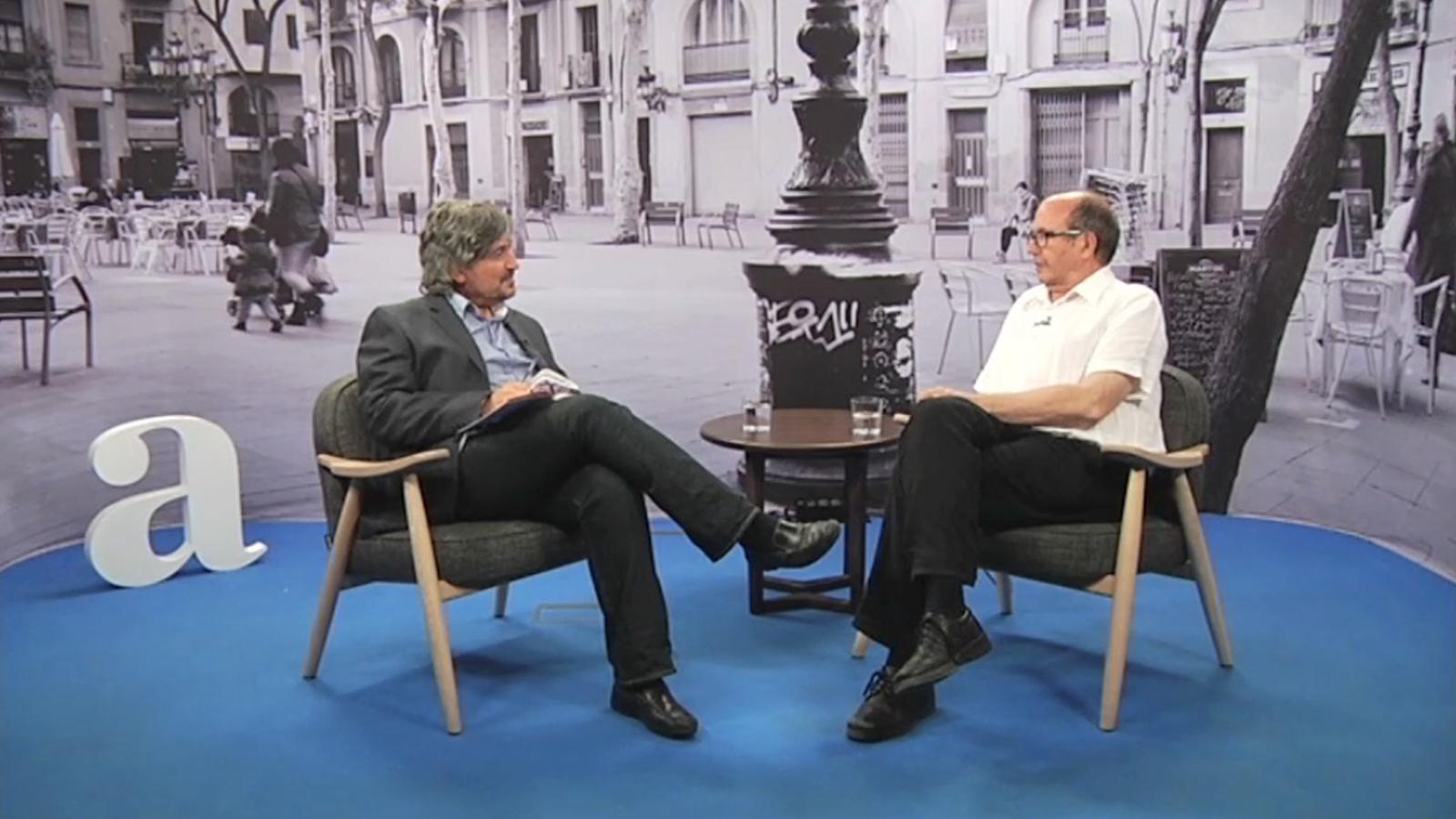 Entrevista de Carles Capdevila a Jaume Cela
