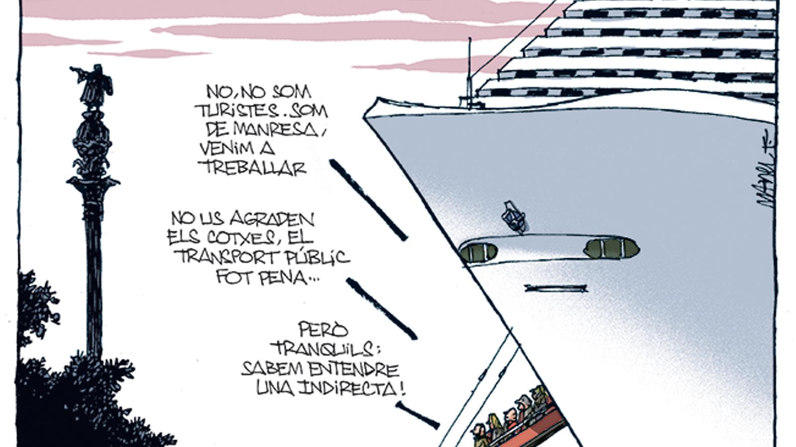 La vinyeta de Manel Fontdevila 20/09/2020