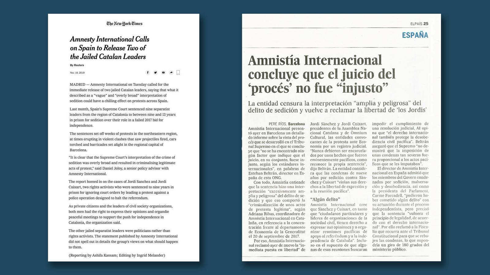 L'anàlisi d'Antoni Bassas: 'Si la condemna és injusta, ¿va ser un judici just?'