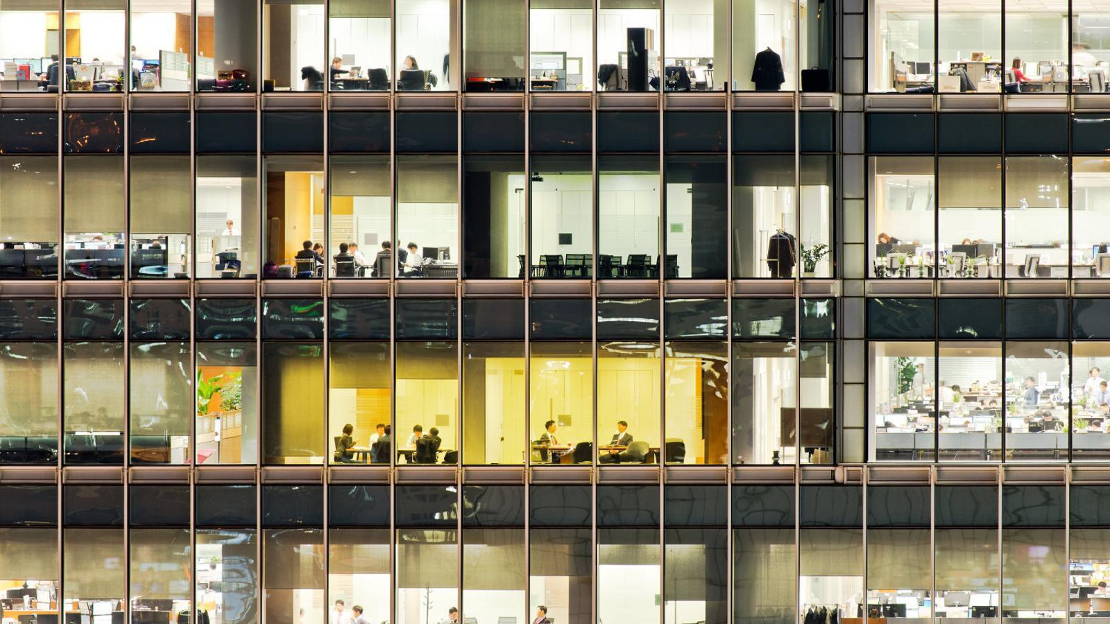 Només un 12% de les empreses han completat el trasllat de seu