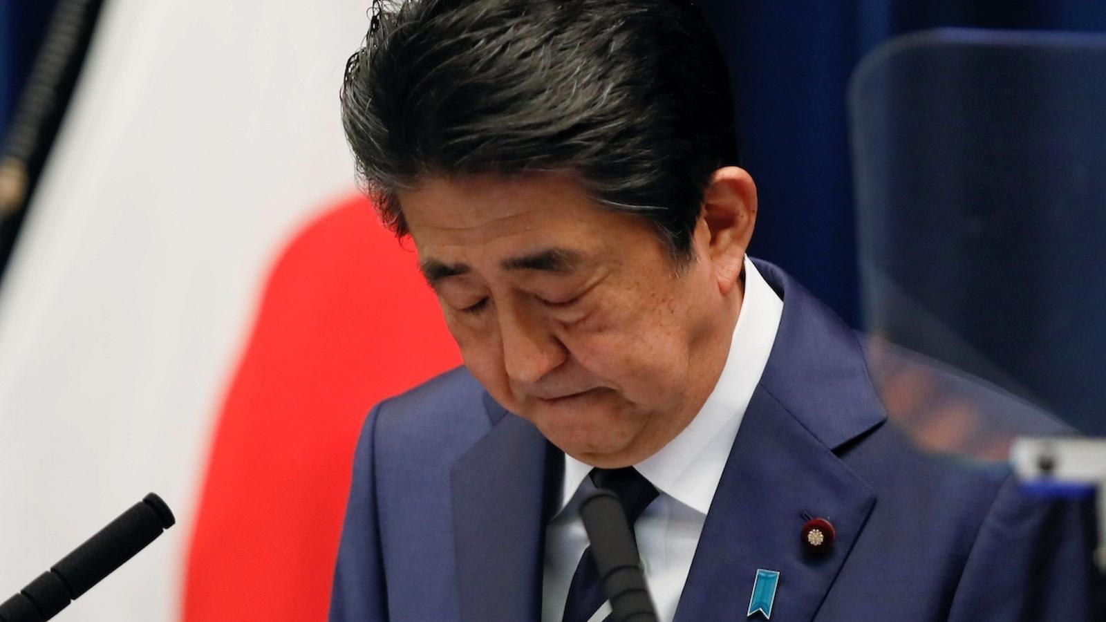 El primer ministre japonès, Shinzo Abe