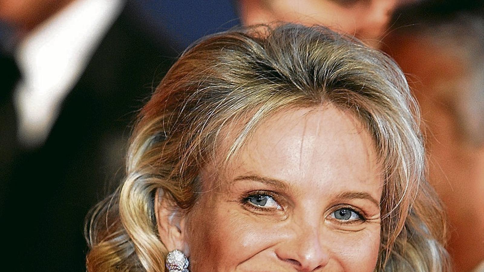 """Corinna Larsen assegura que Joan Carles I tenia """"centenars"""" de comptes en altres països"""