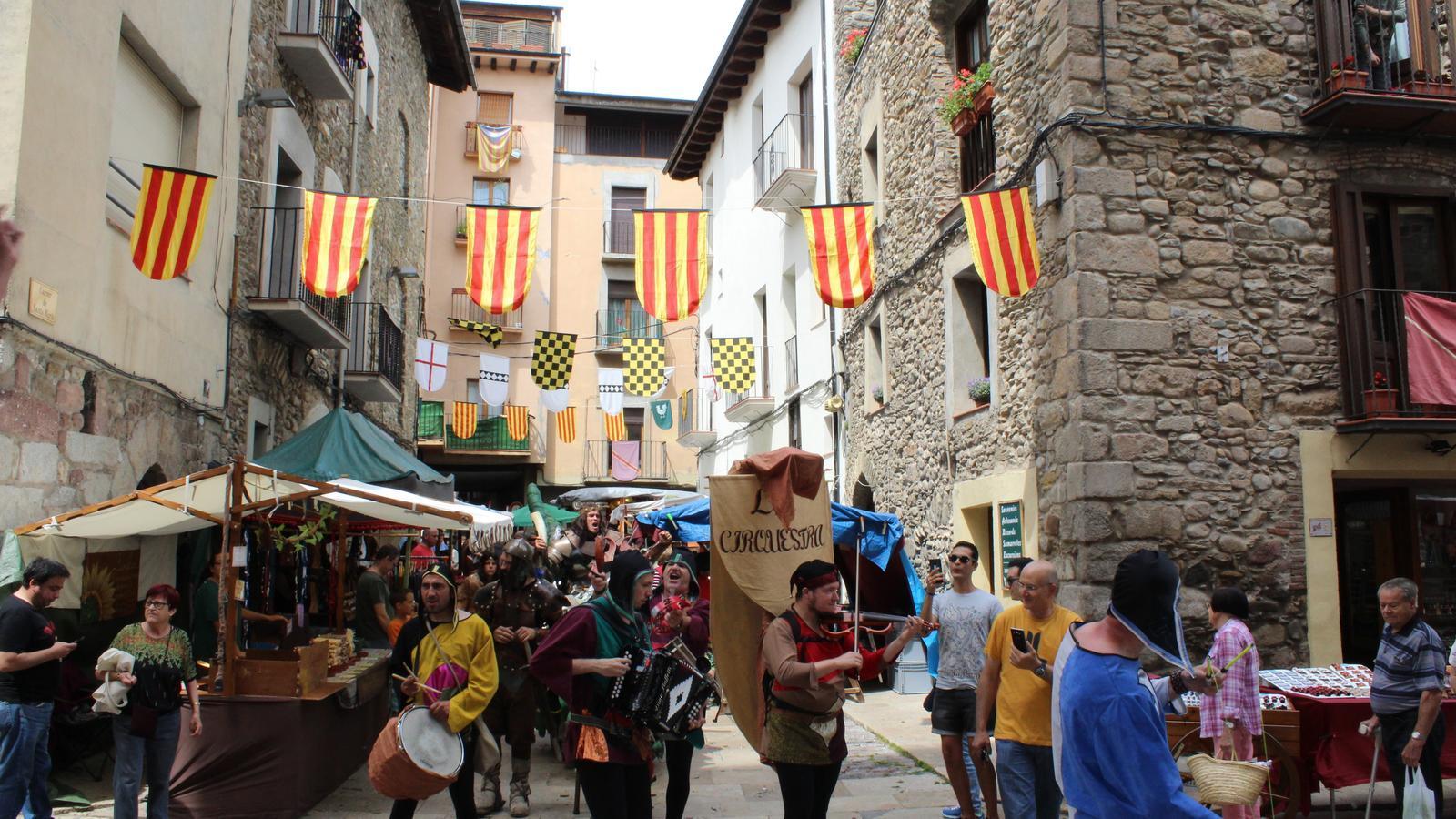El Mercat Medieval dels Canonges. / La Seu d'Urgell