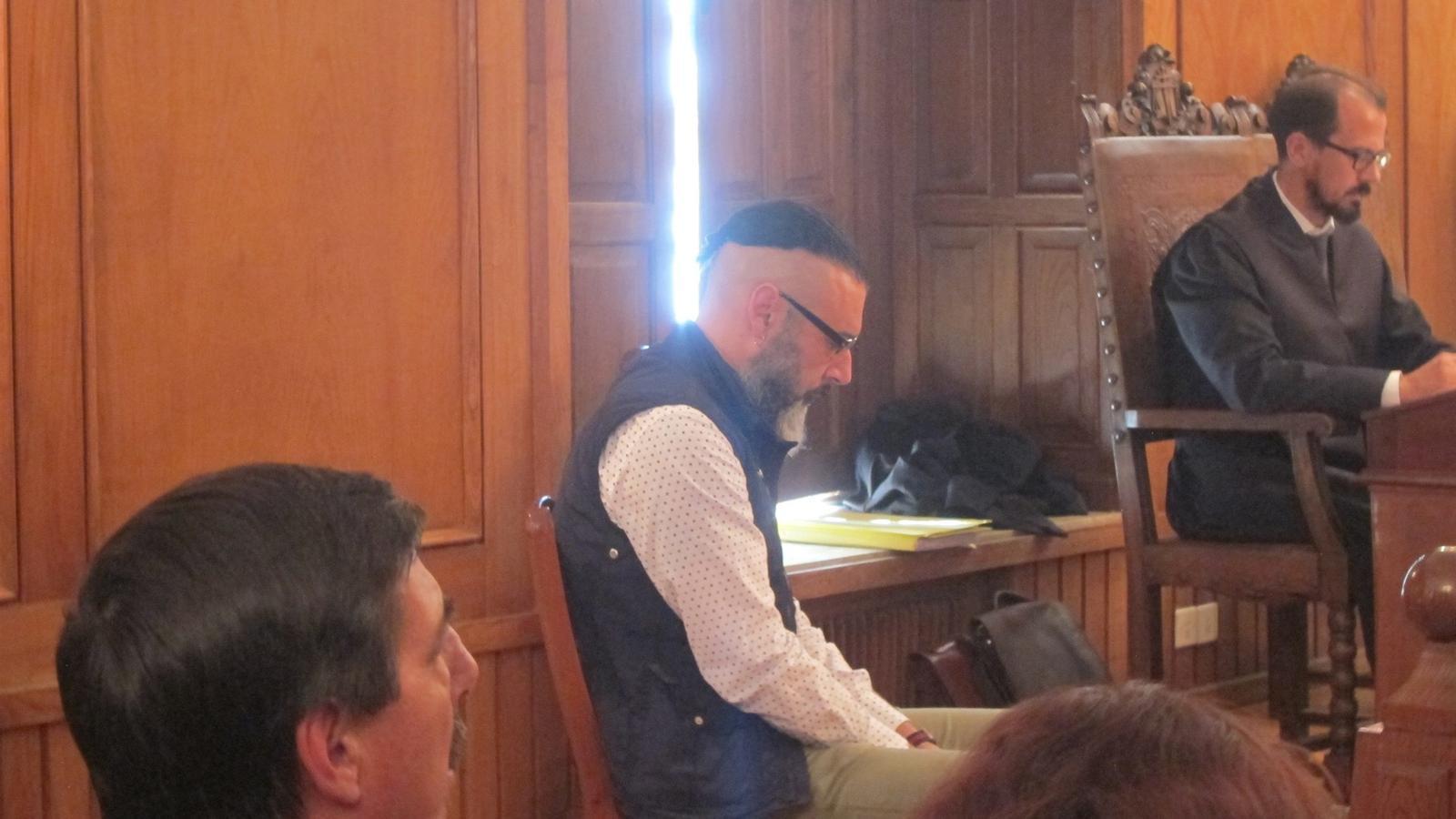 El parricida gallec és el primer condemnat a presó permanent revisable d'Espanya