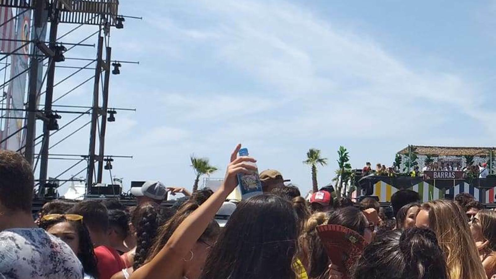 Mor una jove de 19 anys per consumir una pastilla d'èxtasi a un concert de Palma
