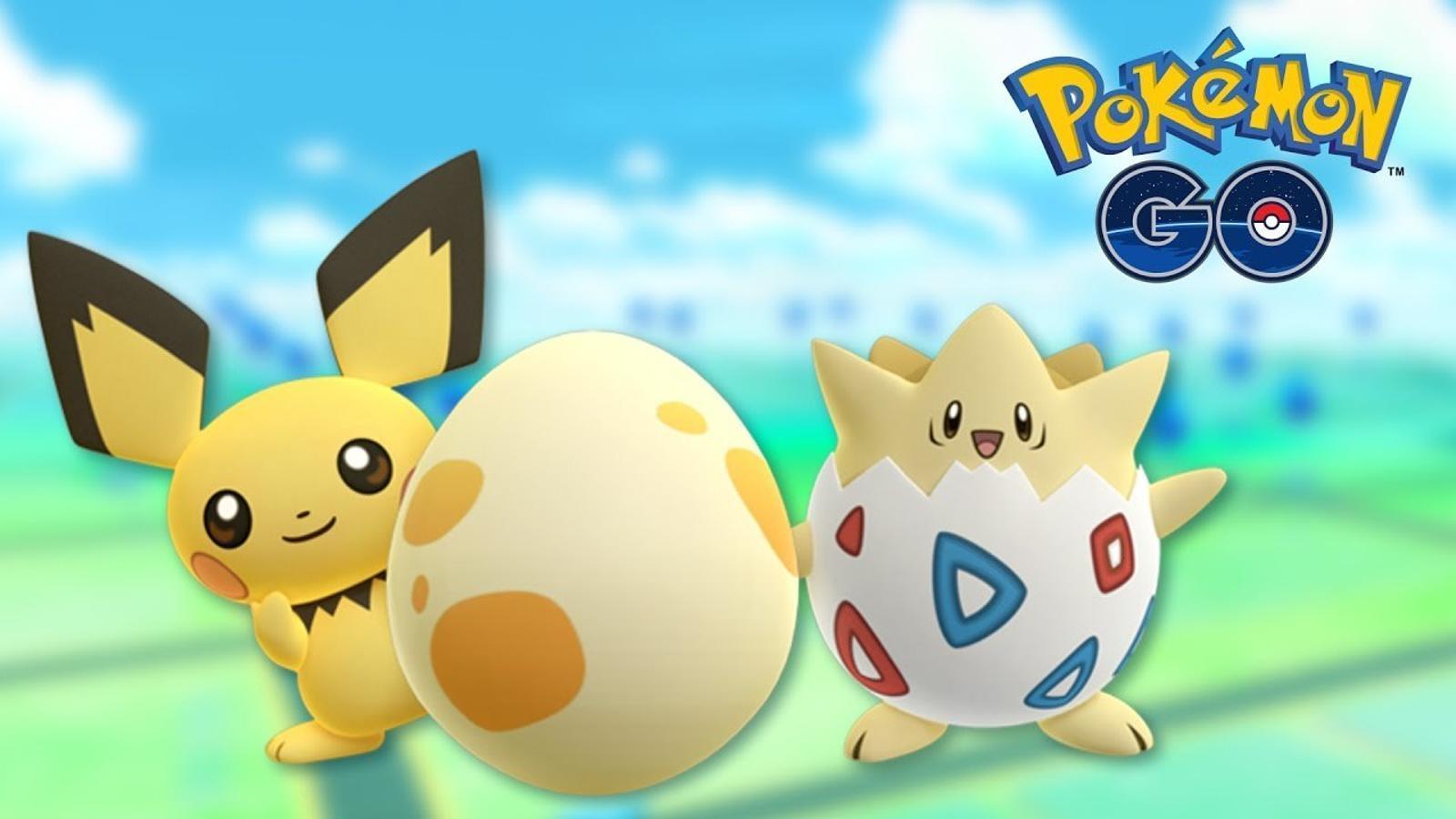 Nous personatges de Pokémon GO
