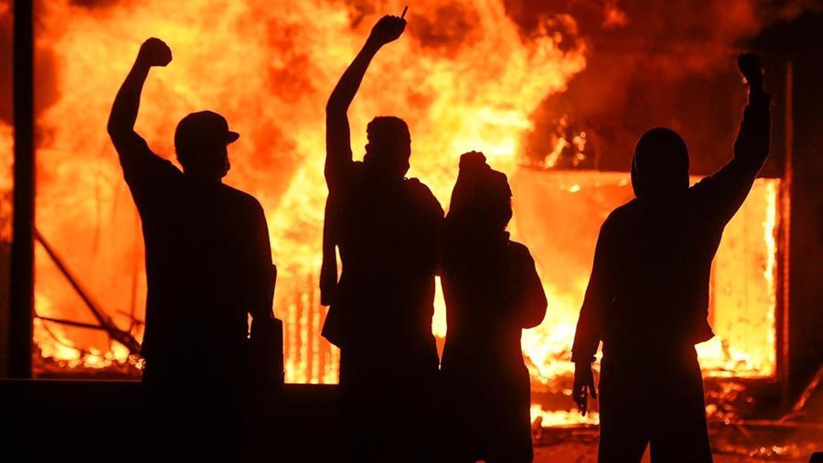 Un jove de 19 anys per la vida a Detroit durant les manifestacions per l'assassinat de George Floyd