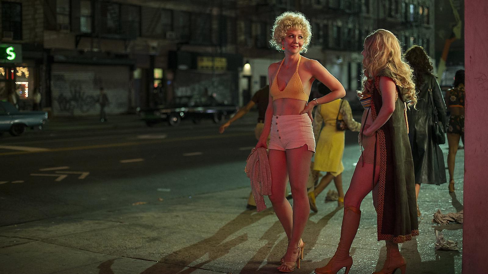 La HBO navega pel Nova York pornogràfic