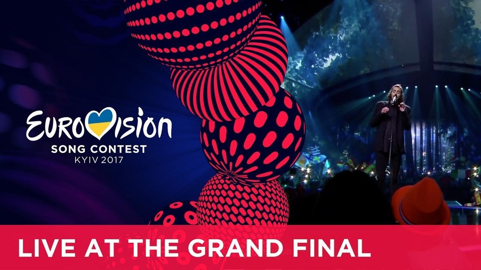 #Almaia a Eurovisió