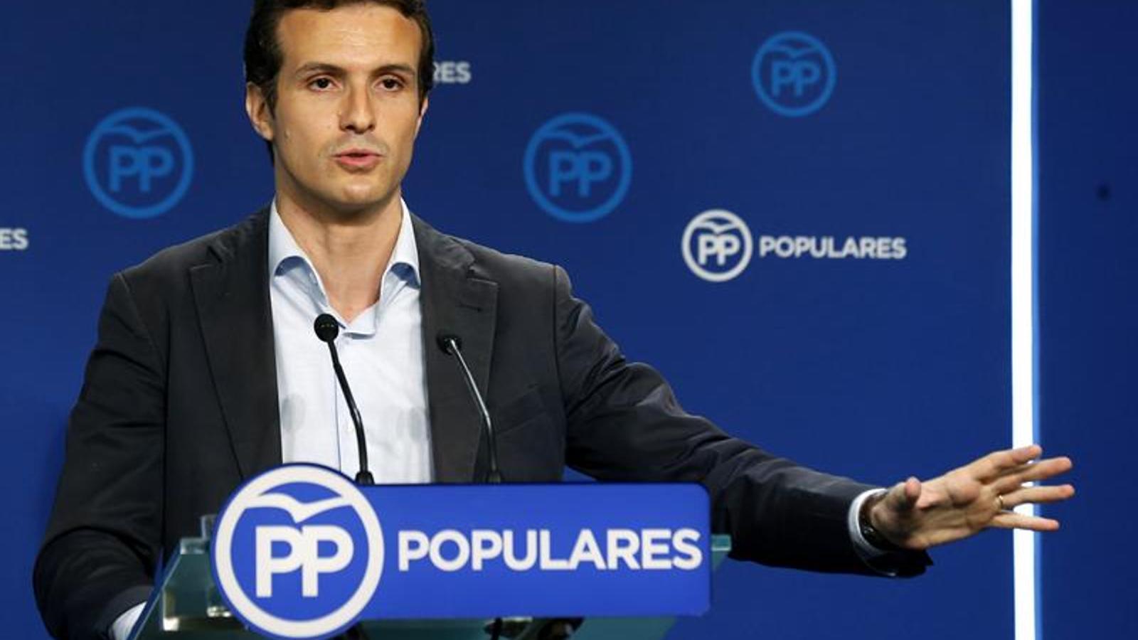 Pablo Casado / EFE