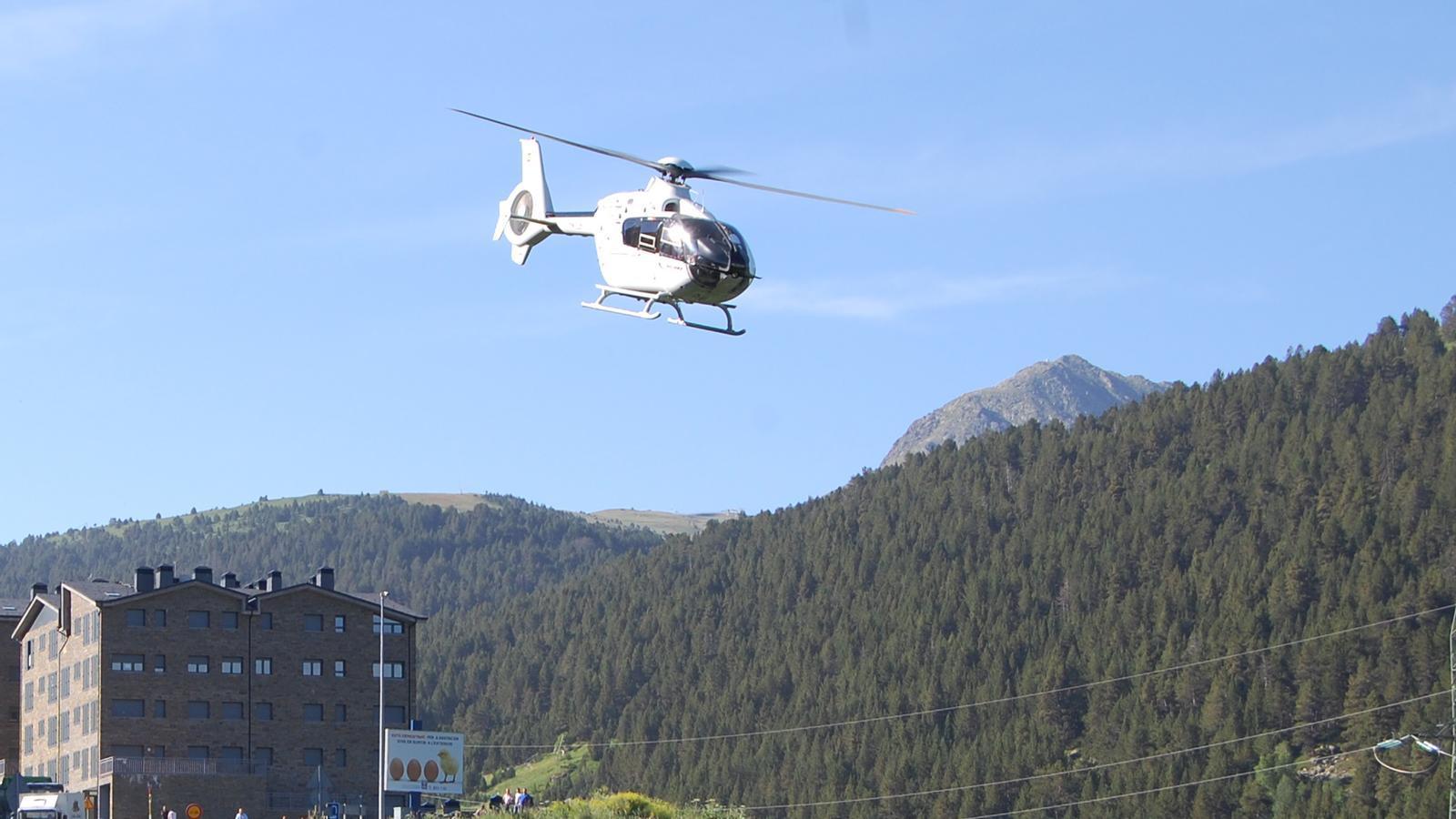 En les properes setmanes es valoraran els informes rebuts sobre l'heliport