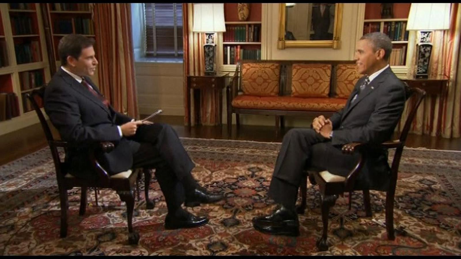 Obama acusa Romney d'ocupar posicions extremes