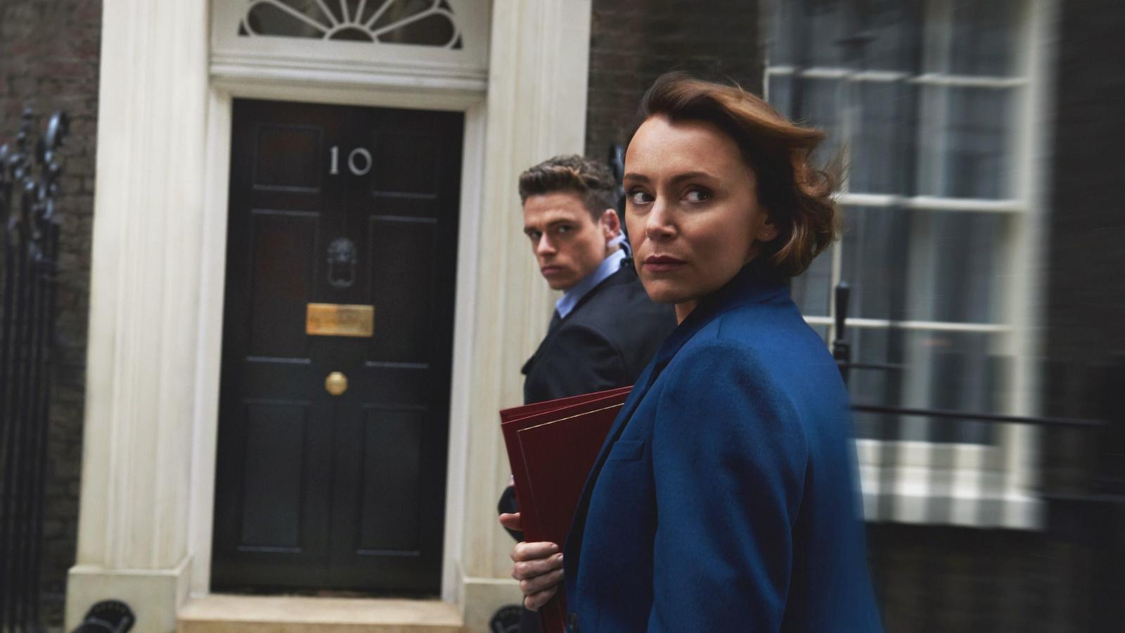 L'exitosa sèrie britànica 'Bodyguard' arriba aquest dimecres a Netflix