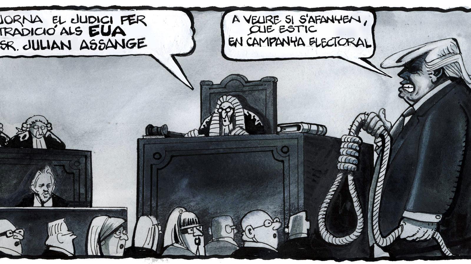 'A la contra', per Ferreres 05/03/2020