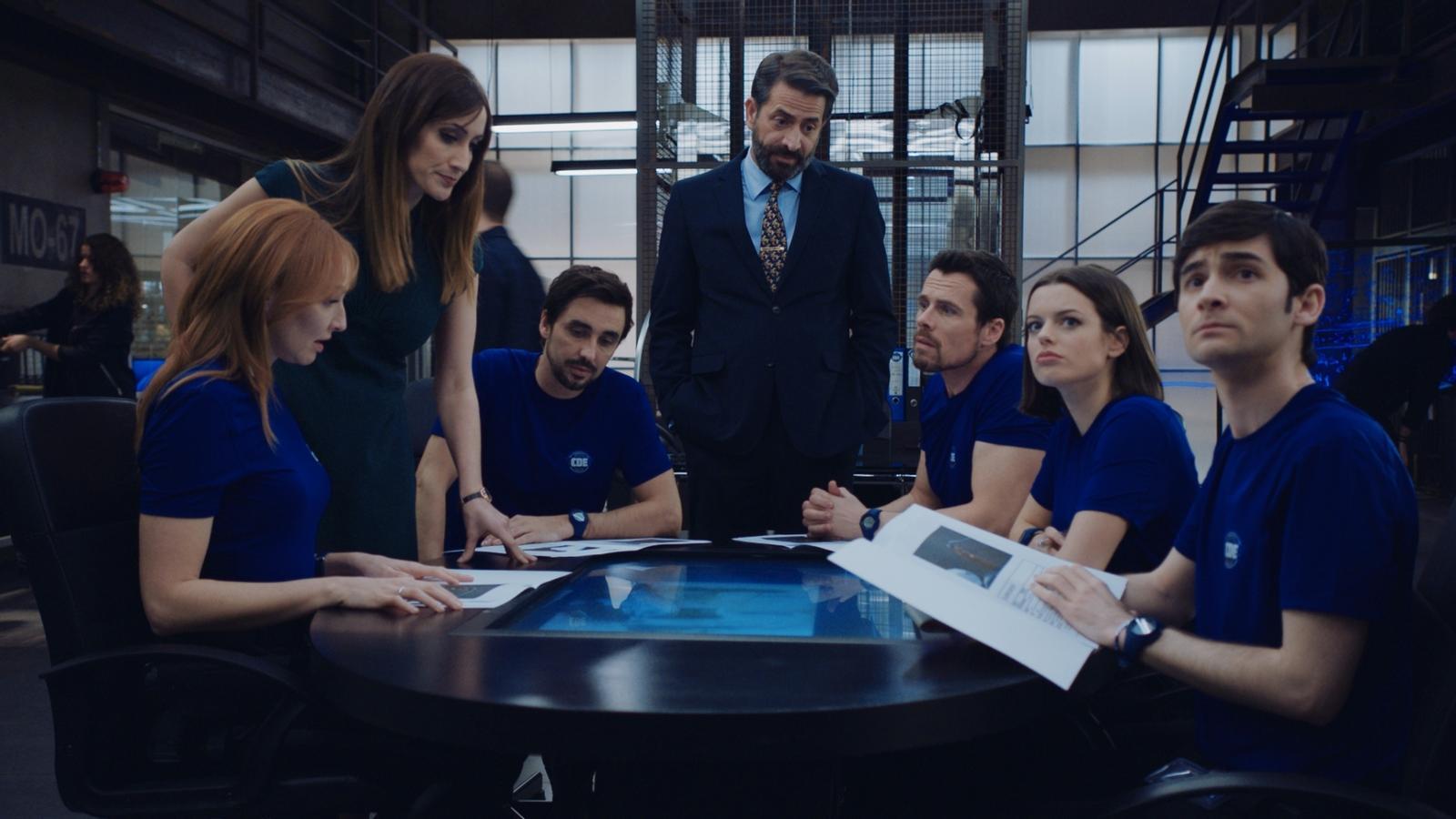 'Cuerpo de élite', una de les sèries d'Atresmedia que es podrà veure a la nova plataforma