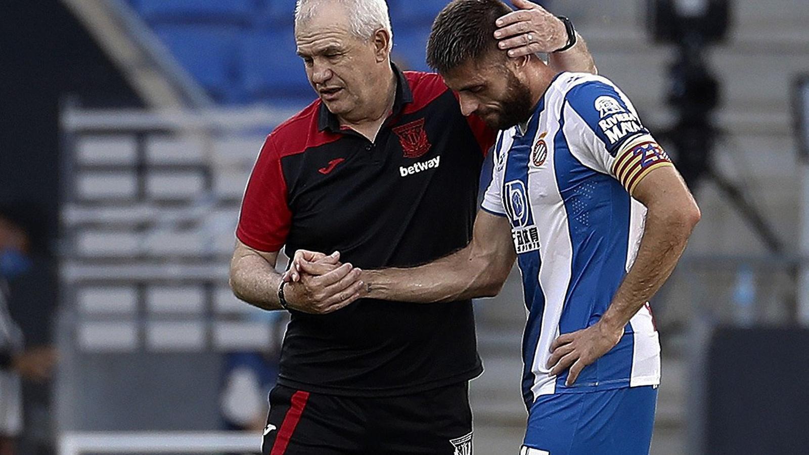 L'Espanyol dimiteix de Primera amb un nou despropòsit