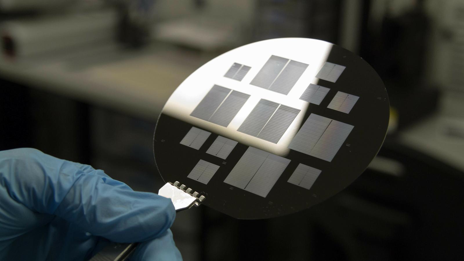 Els microxips que mesuraran el vent de Mart estan dissenyats a la UPC