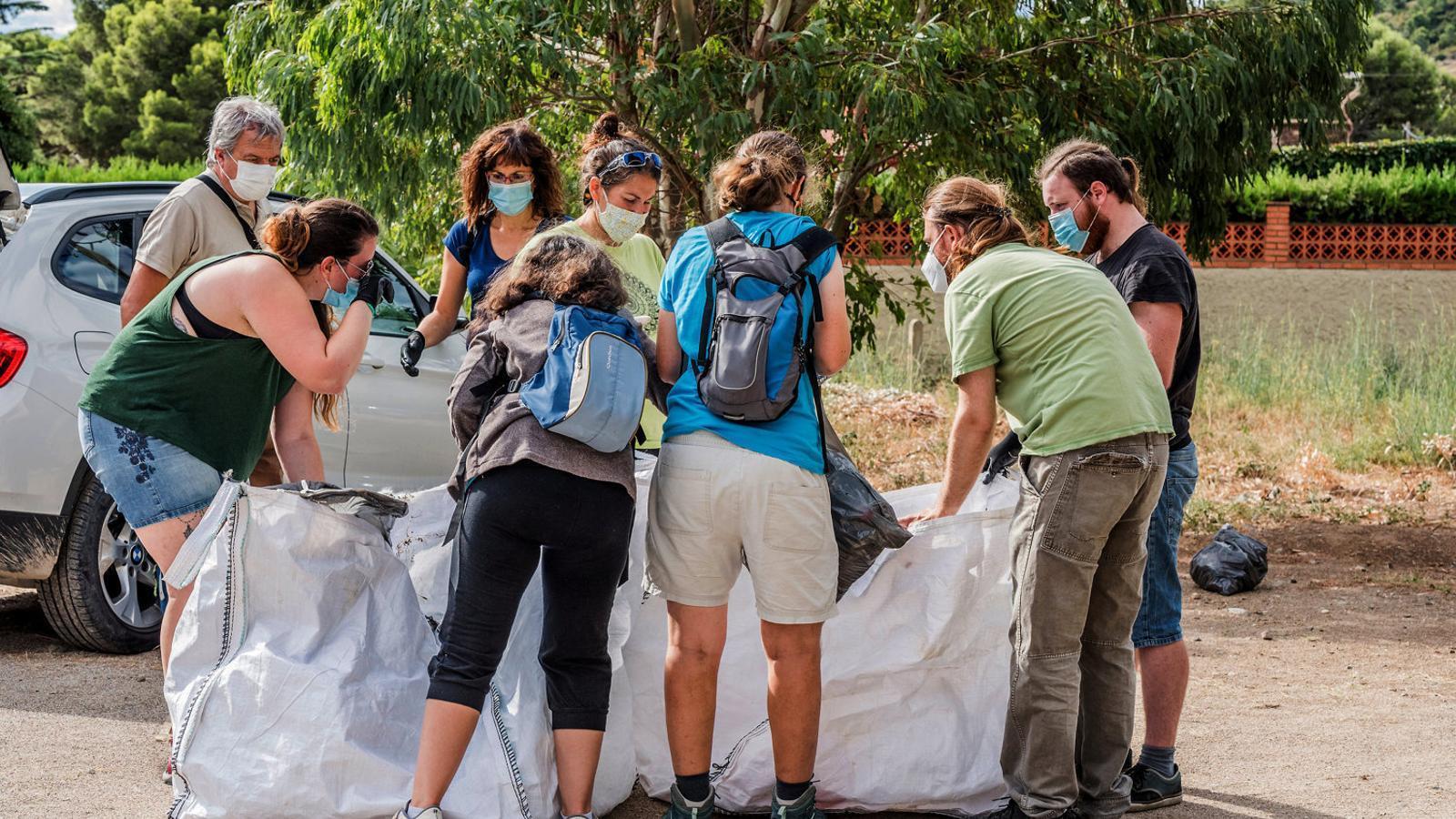 Els parcs naturals es preparen per limitar l'allau d'excursionistes