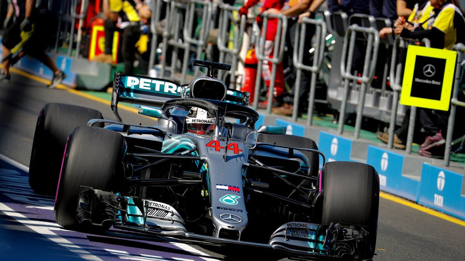 Hamilton-Vettel: el pols per arribar a la maneta