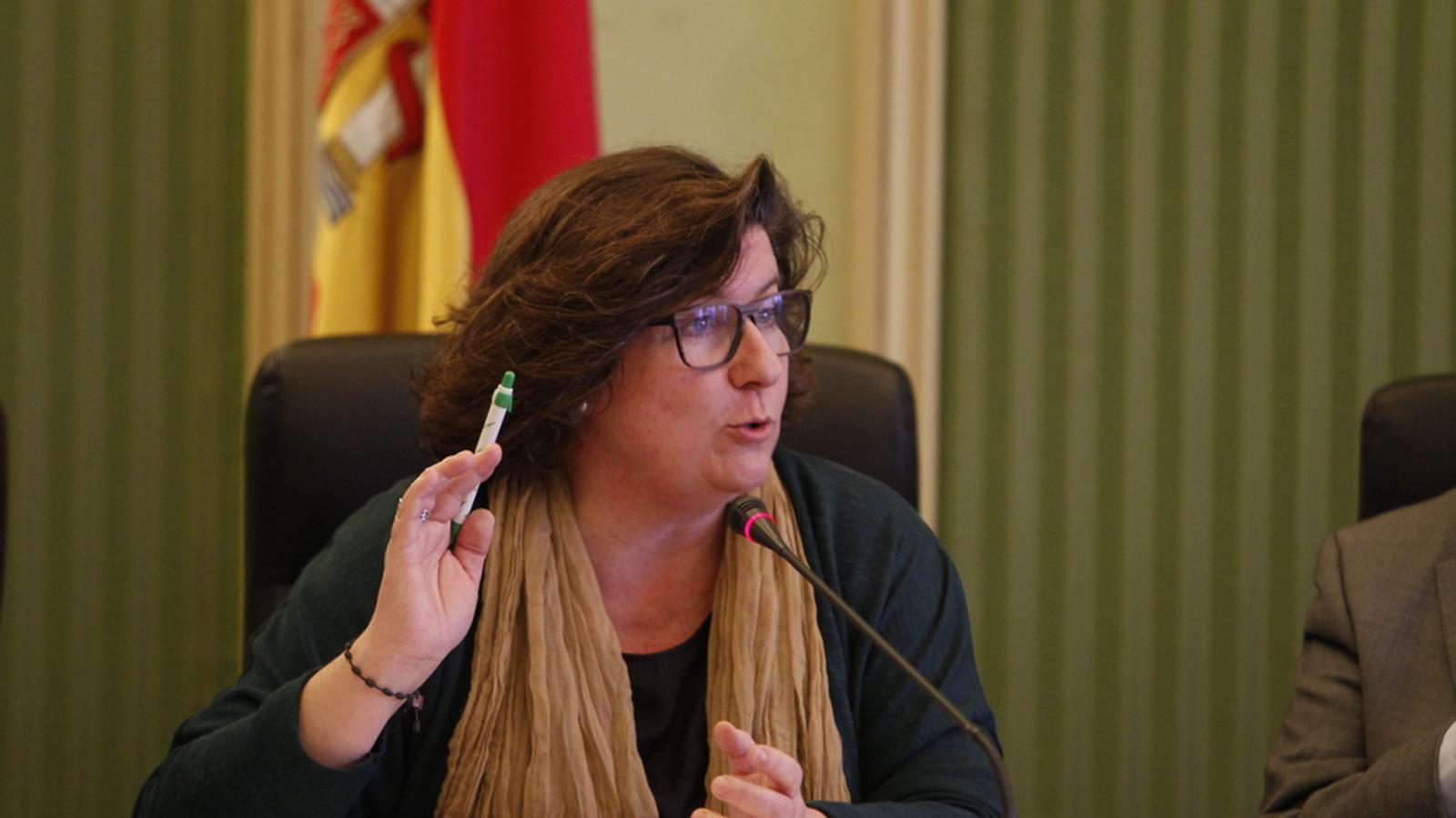 Catalina Cirer. / ISAAC BUJ