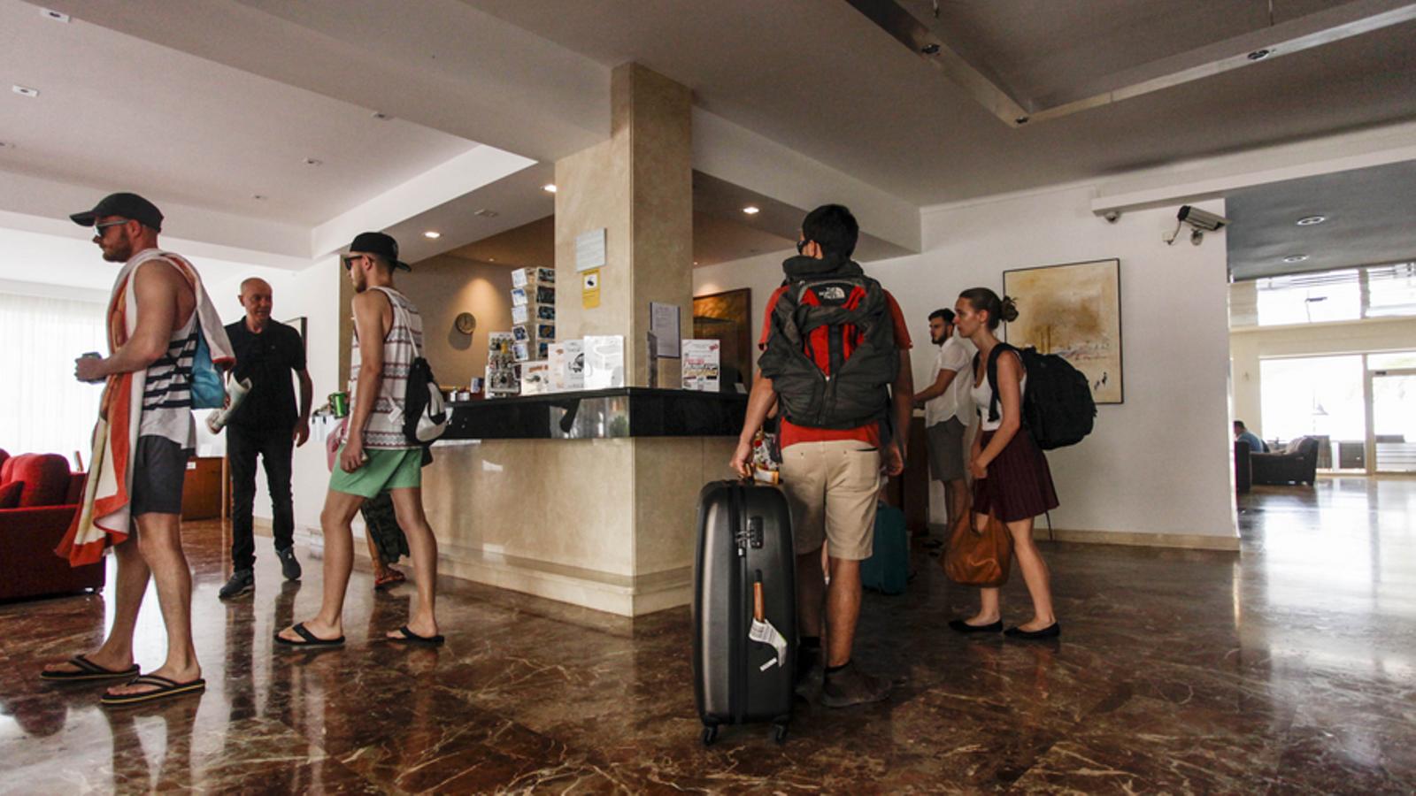 El proveïdor de tecnologia per al turisme Dingus ha detectat un 30% de confirmacions de reserves a les Illes.