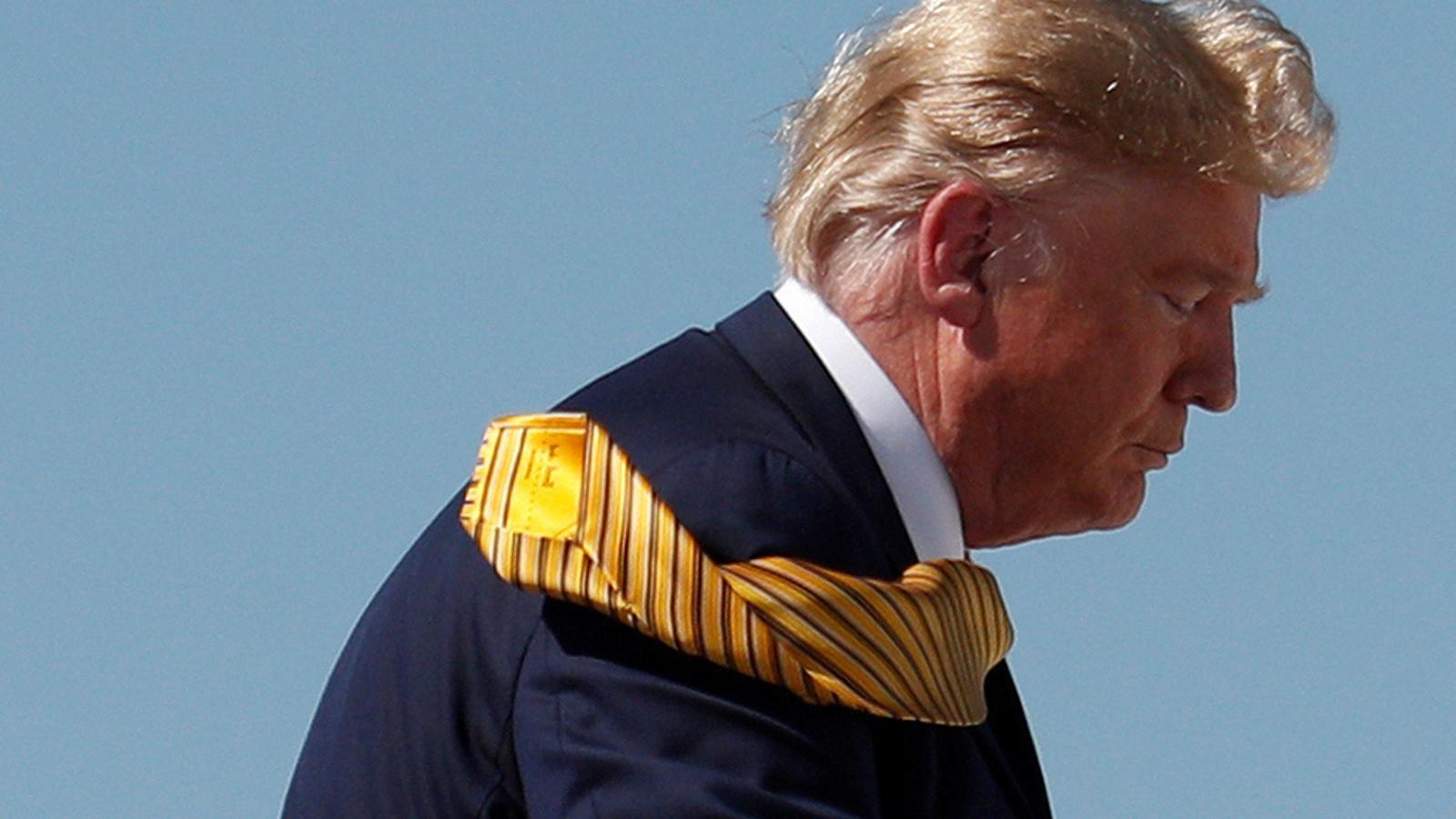 Trump anuncia més sancions contra l'Iran