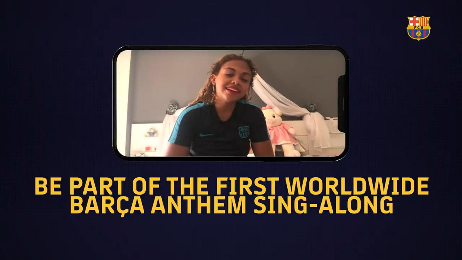 Los fanáticos del Barça tendrán voz en el marcador del video del Camp Nou