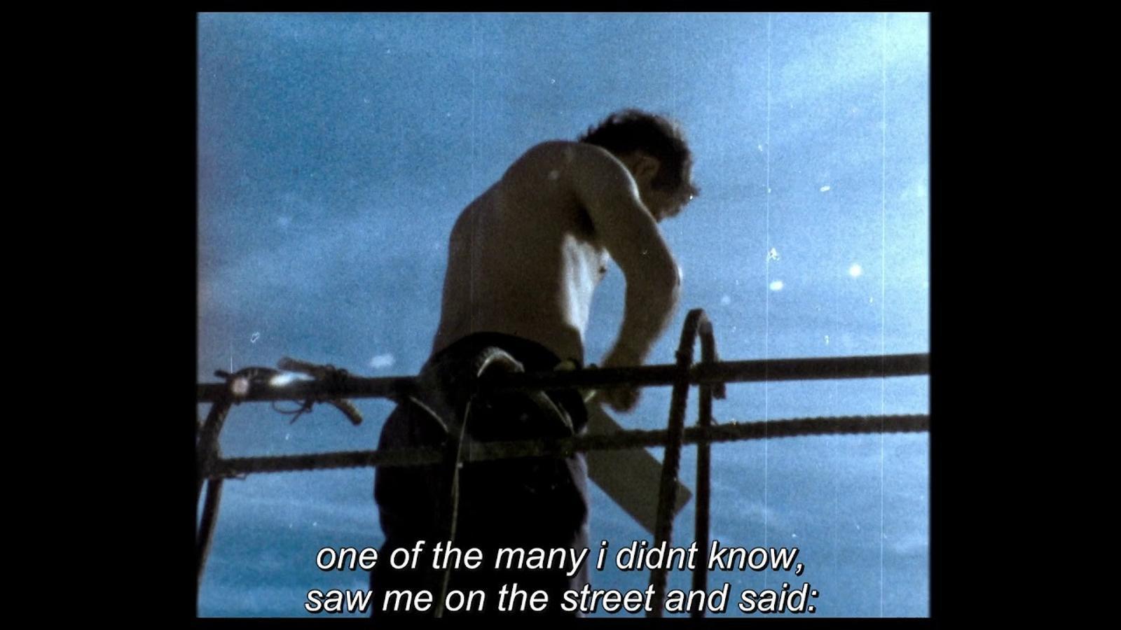 Tràiler del documental 'El silencio es un cuerpo que cae'