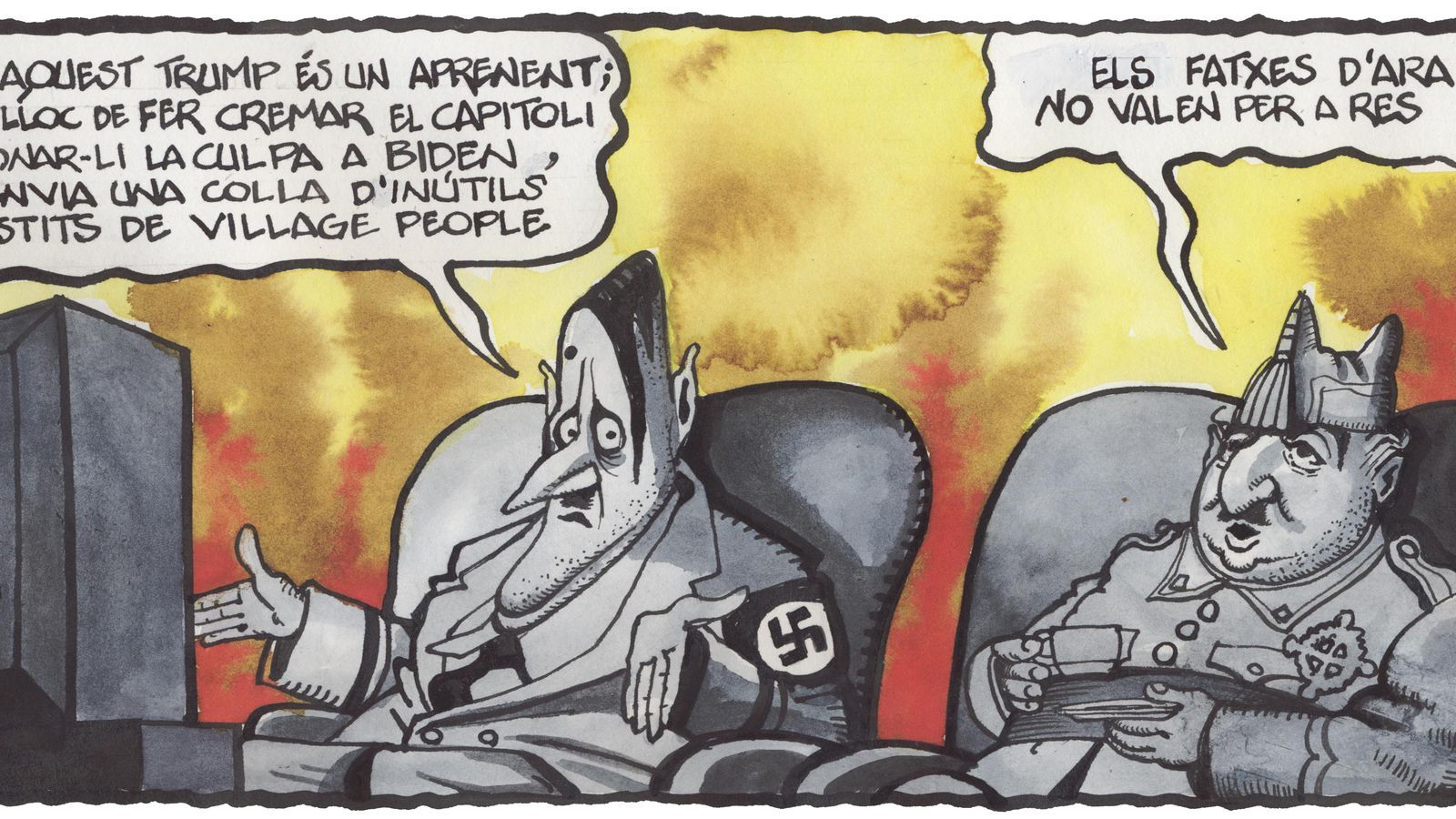 'A la contra', per Ferreres 12/01/2021